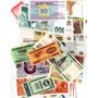 Coleccion De 50 Billetes Del Mundo, Sin Circular Oferta !!