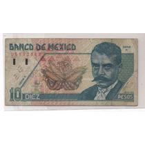 10 Nuevos Pesos De Lazaro Cardenas, Circulados Oferta