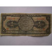 Se Venden Tres Billetes De 1 Peso