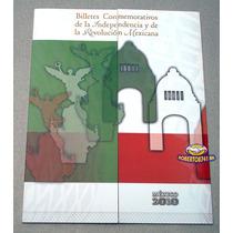 Album Billetes Gemelos Bicentenario, Centenario Sin Circular
