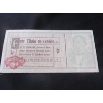 Billete 20 Pesos Oaxaca 1915 Muy Escaso