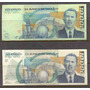 Par De Billetes De 10000 Pesos (variedades) Cardenas