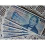 Billetes Antiguos De 50 Pesos 1981 Benito Juarez Como Nuevos