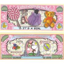 Billete Es Una Niña!! 1,000,000 (2003) Recien Nacida