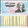 Billete Estados Unidos De America (2011) Madison