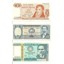 3 De America (argentina, Bolivia Y Peru) Hm4