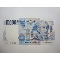 2 10.000 Liras De Italia