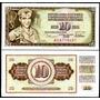 Yugoslavia 10 Dinara 1978 Mmu