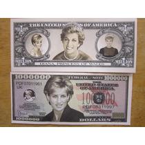 Princesa Diana De Gales 2 Millones De Dolares