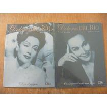 Dolores Del Río, Silverio Pérez, Sara García. Editorial Clío