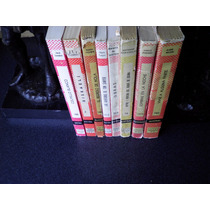 Biografías Y Vidas Novelescas. Colección Austral. 8 Libros