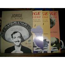 Jorge El Bueno La Vida De Jorge Negrete 3 Tomos