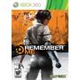 Remember Me Xbox 360 Nuevo Y Sellado + Envio Gratis