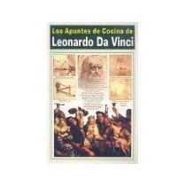 Libro Apuntes De Cocina De Leonardo Da Vinci *cj