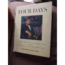 Lote Paquete De 2 Libros De Jackie Y John F. Kennedy En Ingl