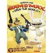 Sam Y Max: Save The World [código De Juego Online]