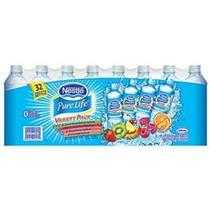 Nestlé Pure Life Splash Variety Pack Natural Fruit Flavored