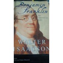 Libro Benjamín Franklin An American Life Walter Isaacson
