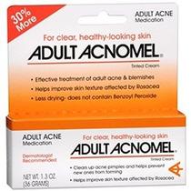 Acnomel Acné Adulto Medicamentos Crema - 1.3 Oz