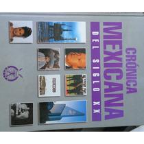Libro Crónica Mexicana Del Siglo Xx