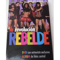 Rbd,la Revolucion Rebelde,incluye Dvd Y Poster,album Defotos