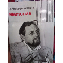 Tennesee Williams Memorias Editorial Bruguera Nuevo