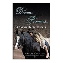 Dreams...promises...a Vanner Horse, Joyce M Christian