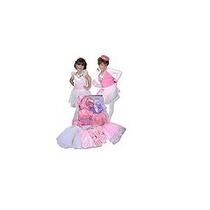Dress Up For Girls Princesa Troncal 26 Piezas (jewlery A Los