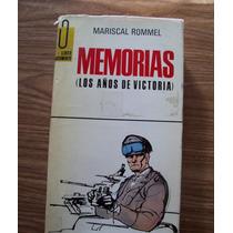 Mariscal Rommel-los Años De Victoria-ed-libro Documento