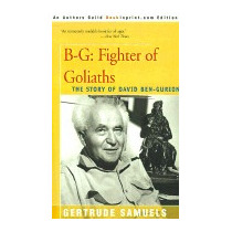 B-g: Fighter Of Goliaths: The Story Of, Gertrude Samuels