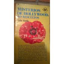 Libro:misterios De Hollywood No Resueltos (marilyn Monroe)