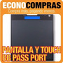Pantalla Lcd Y Touch Para Blackberry Pass Port 100% Nuevo!!!
