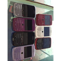 Blackberry 8520 Liberada Varios Colores Semi.$899 Con Envio.