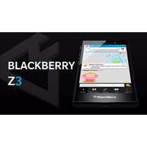 Blackberry Z3 Oferta! Nuevo Desbloqueado Incluye Envío