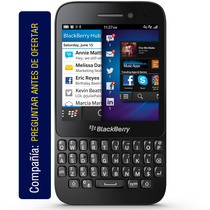 Blackberry Q5 Qwerty Cám 5 Mpx Gps Wifi Redes Sociales Sms