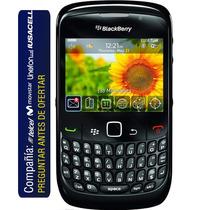 Lote De 5 Blackberry Curve 8520 Wifi Social Media Cám 2 Mpx