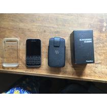 Blackberry Classic Q20 + Accesorios