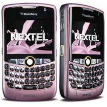 Blackberry Pink,red,black,original De Nextel