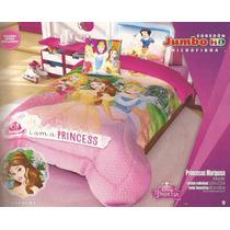 Edredon Princesas Mariposa Hd Disney Individual