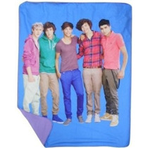 One Direction Manta Cobija Cama Importada De Usa 1d Hm4