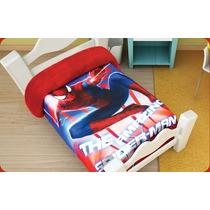 Cobertor Cunero Reverso Borrega Estampado Disney Providencia