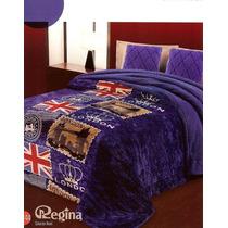 Cobertor Regina Borrega Linea Nuvo Colección 2014 / 2015