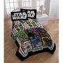 Edredón De Star Wars Matrimonial Disney Nuevo Importado