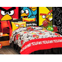 Edrecolcha Angry Birds Vianney Super Precio De $620