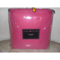 Edredon Tommy Hilfiger Tamaño Queen Color Rosa