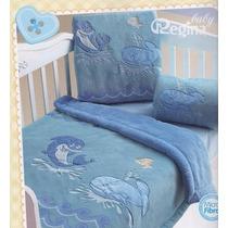 Cobertor Cunero Delfin Regina
