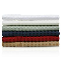Sabanas King.algodón Premium De 300 Hilos/poliester.malouf
