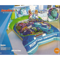 Edredon Providencia Monster Hd Disney Individual