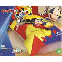Edredon Mickey Hd Disney Individual
