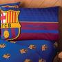 Sabanas Barcelona Matrimonial Futbol Consultar Existencias